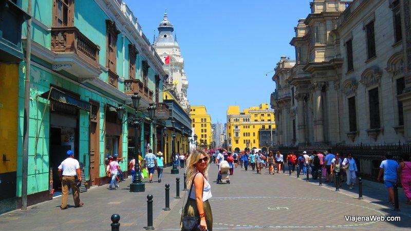 Onde ficar em Lima - Centro Histórico de Lima