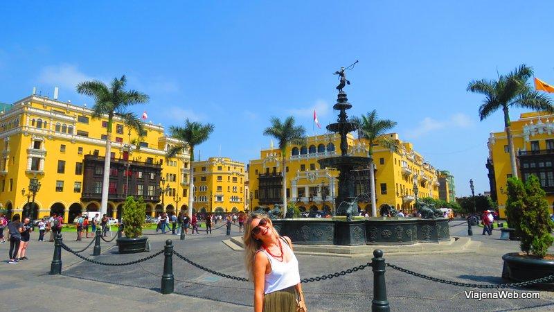 Centro Histórico de Lima - Onde ficar em Lima