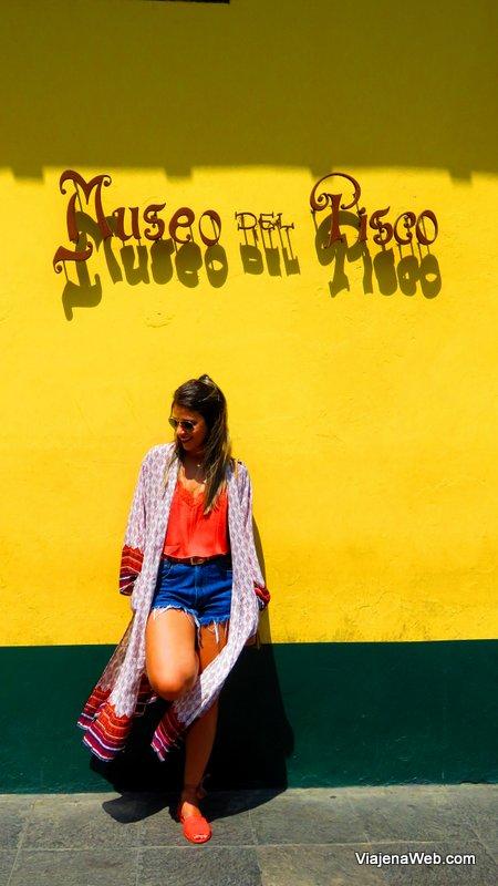 Pisco, um dos motivos para amar Lima.