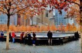 Nova York – onde era o world trade cente