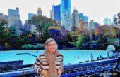 Nova York – pista de gelo do central Park