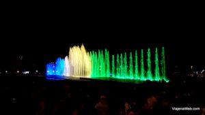 Dicas de Lima - Circuito mágico das águas