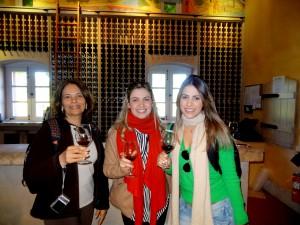 Viansa - Degustando vinho nas vinícolas da Califórnia
