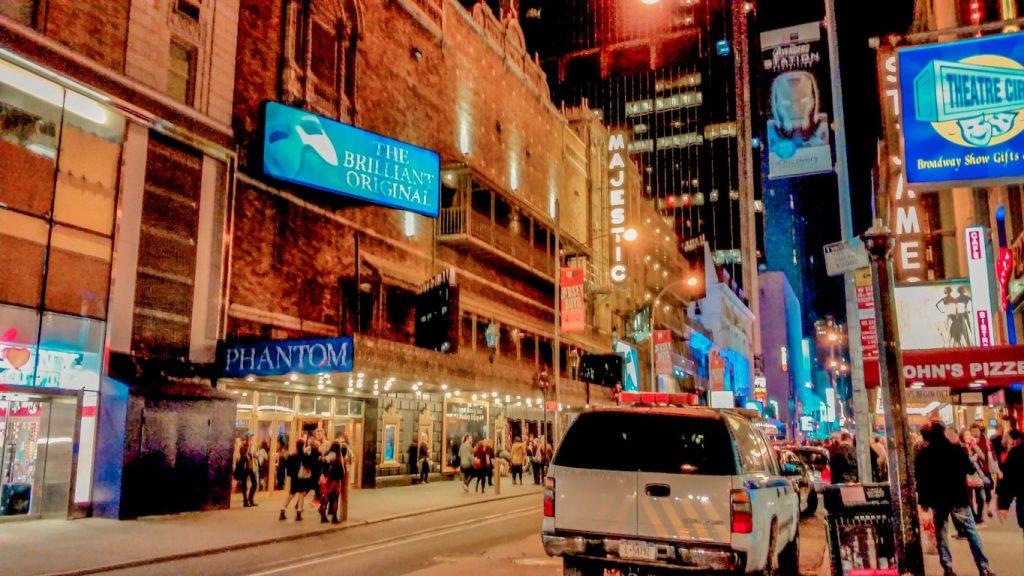 dicas para assistir musical da broadway em Nova york
