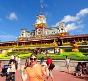 Entrada Magic Kingdom na Disney - Onde os Sonhos se Tornam realidade