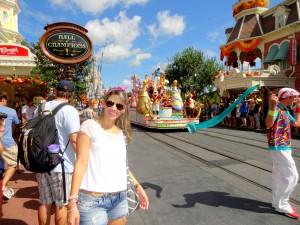 Magic Kingdom na Disney - Onde os sonhos se tornam realidade