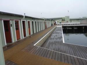Ribersborgs Kallbadhus - Sauna de Malmö