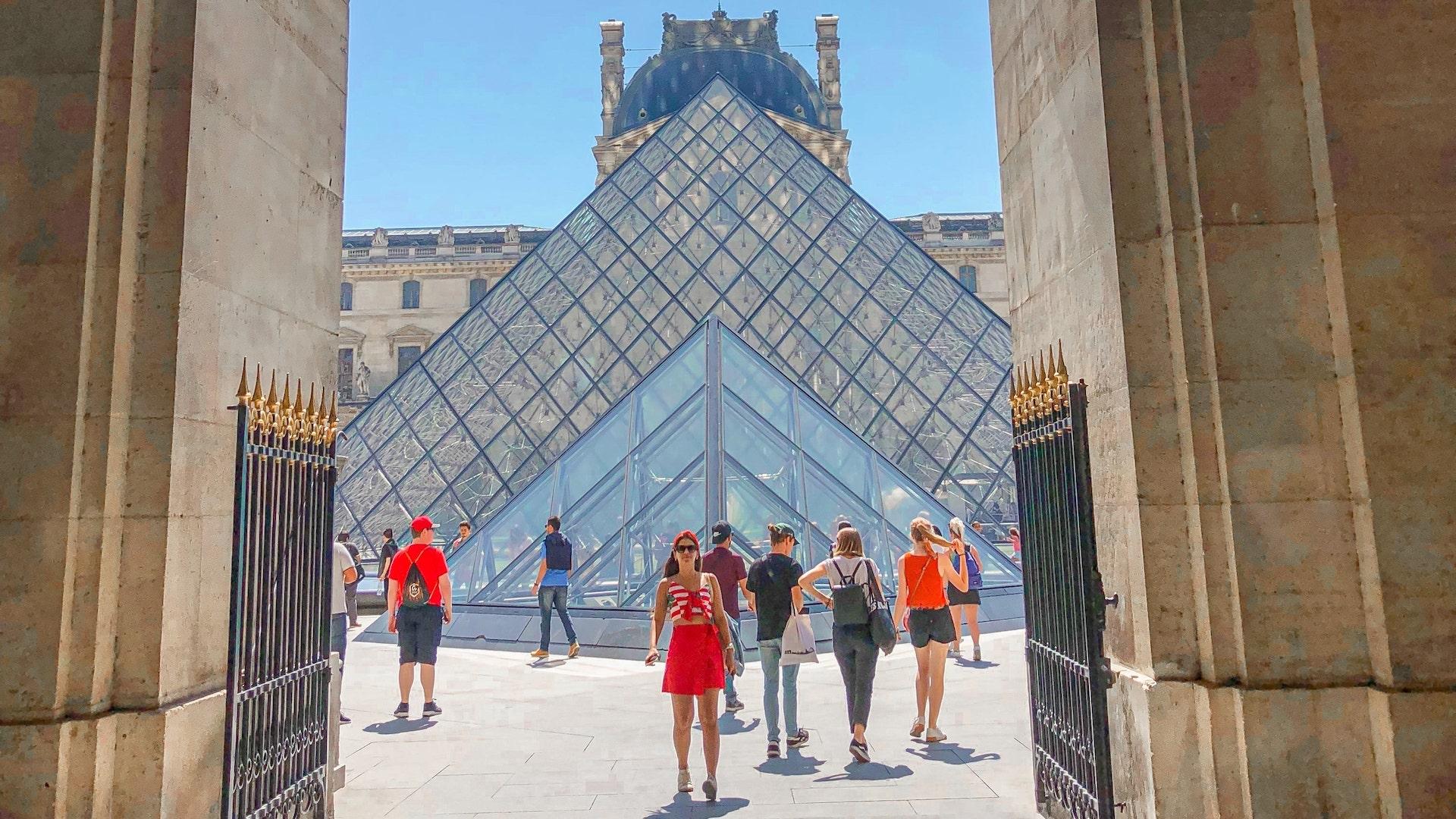 dicas museu do Louvre em Paris - França