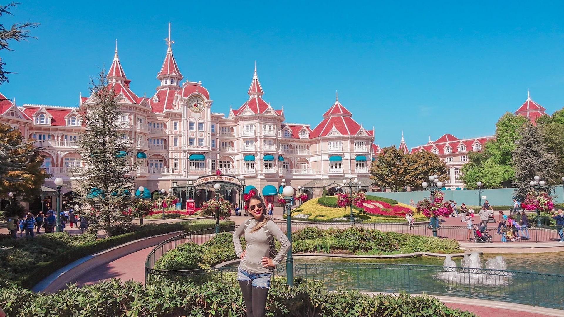 Disney em Paris dicas