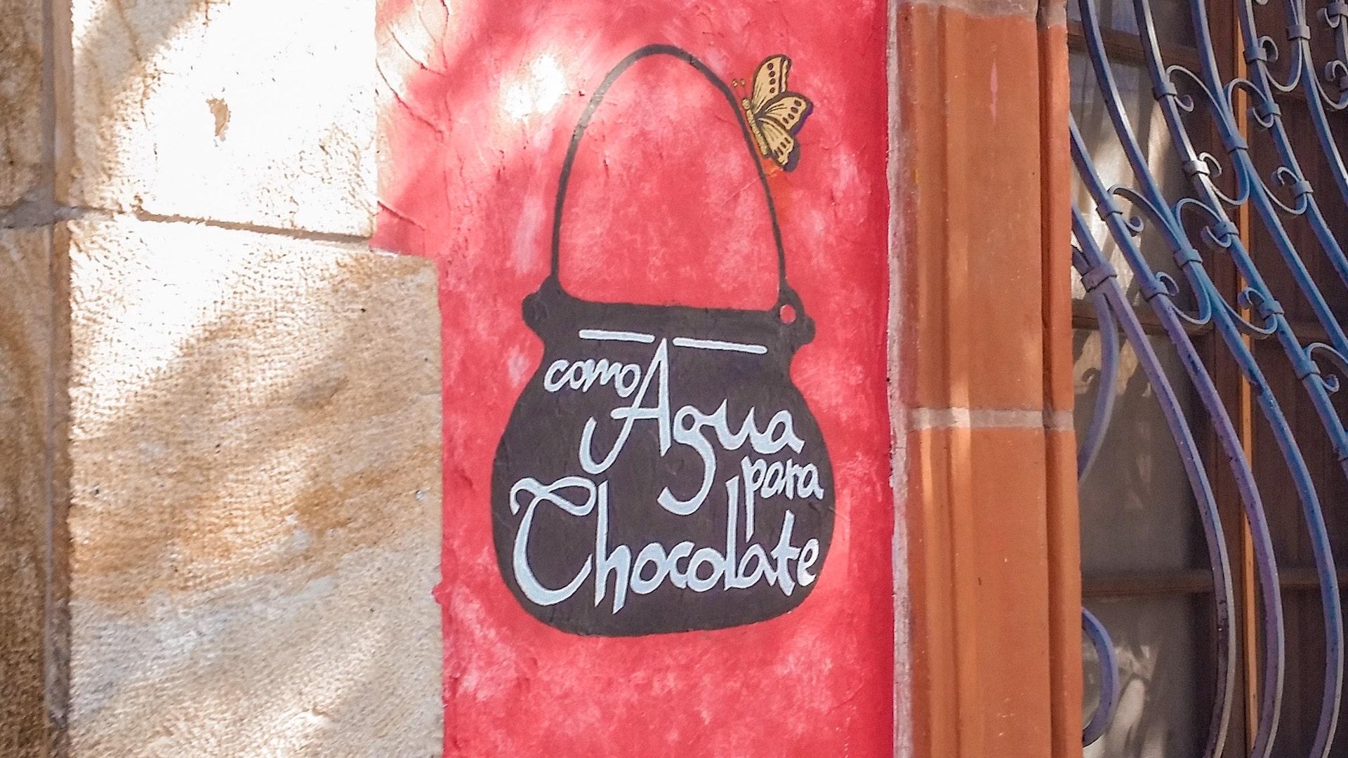 Como Agua para Chocolate - restaurante em Santiago