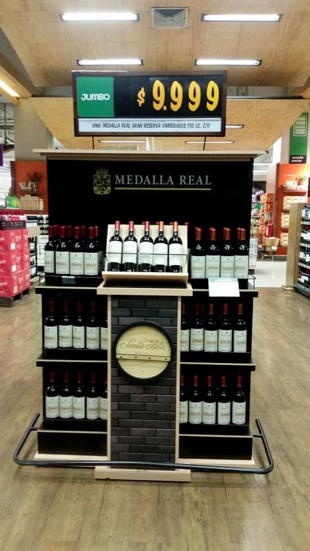 vinhos santigo