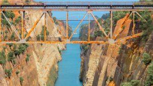 Dicas Canal de Corinto na Grécia