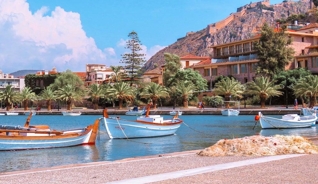 Dicas de Viagem para Nafplio na Grécia