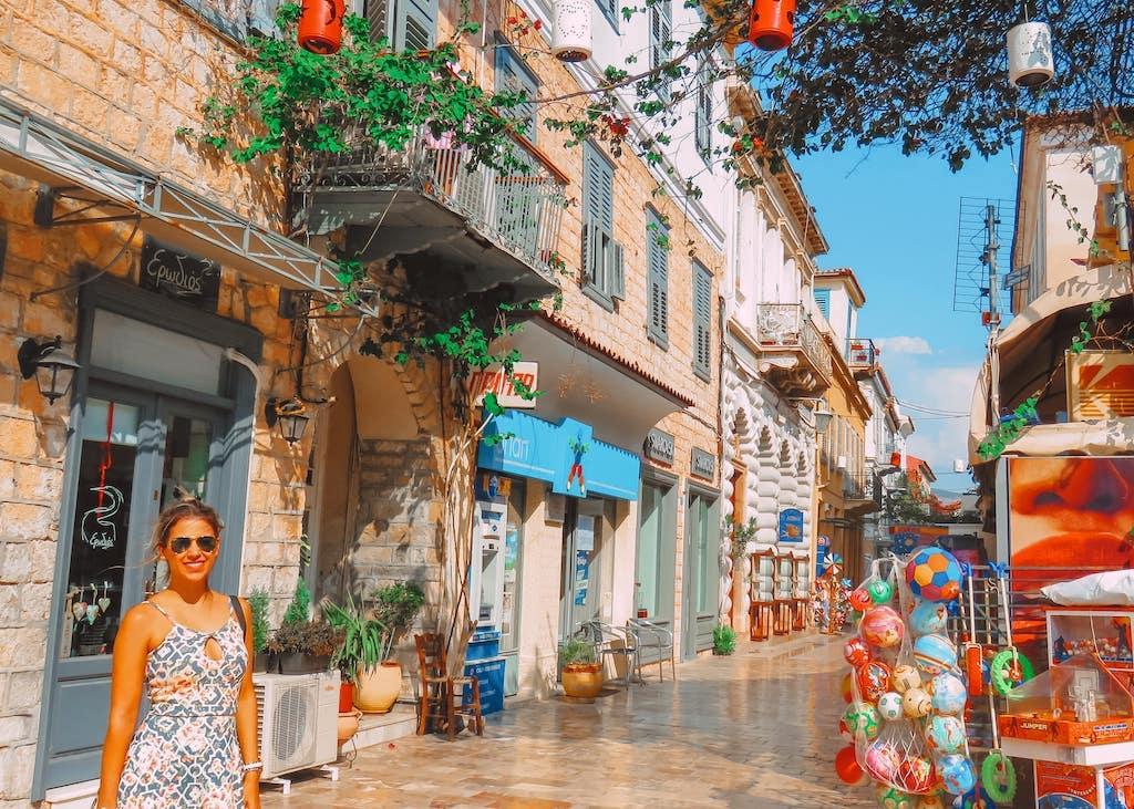 Gastos em Nafplio - Quanto custa viajar na Grecia