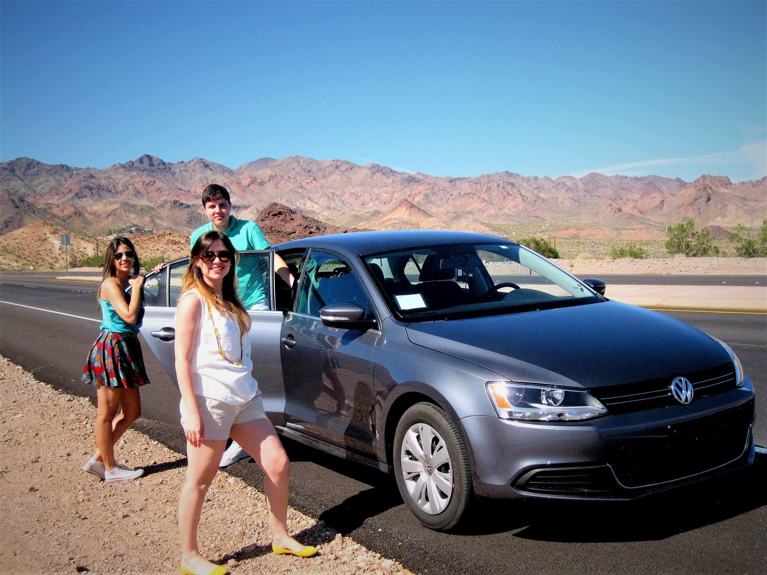 Como Alugar carro em outro país - Las Vegas