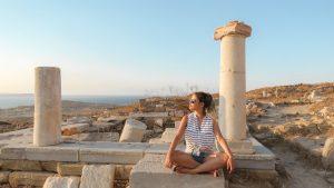 Ilhas de Delos - O que fazer em Mykonos