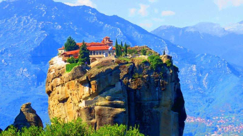 Meteora – o que fazer na Grécia
