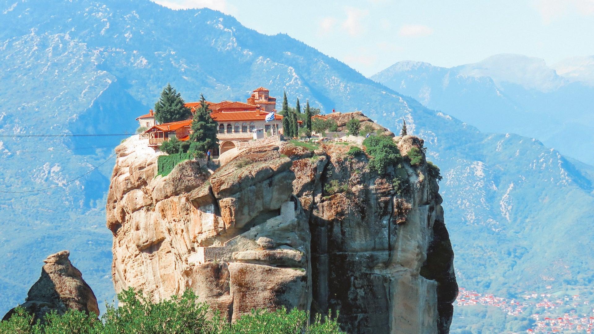 Dicas de Meteora na Grécia