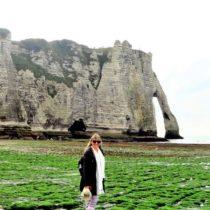 Trilhas das Falésias de Etretat na França (10)