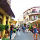 Bairro de Plaka em Atenas (1)