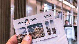 Como chegar em Atenas - como ir do aeroporto até o centro de metro