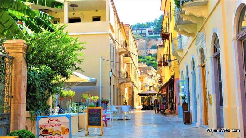 Compras na Grécia