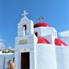 Igrejas em Mykonos (2)