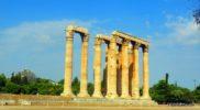 O que fazer em Atenas – Visita ao Templo de Zeus Olímpico