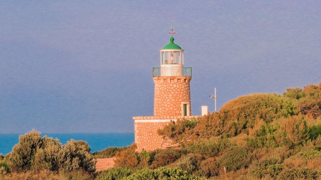 melhor localização em Zakynthos