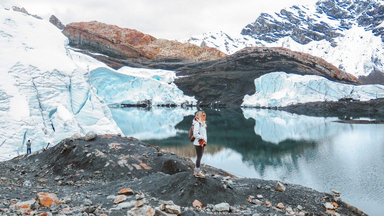 Glacier Pastoruri - Peru - Huaraz
