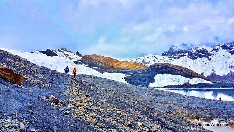 Glacier Pastoruri – Uma caminhada de leve em Huaraz no Peru
