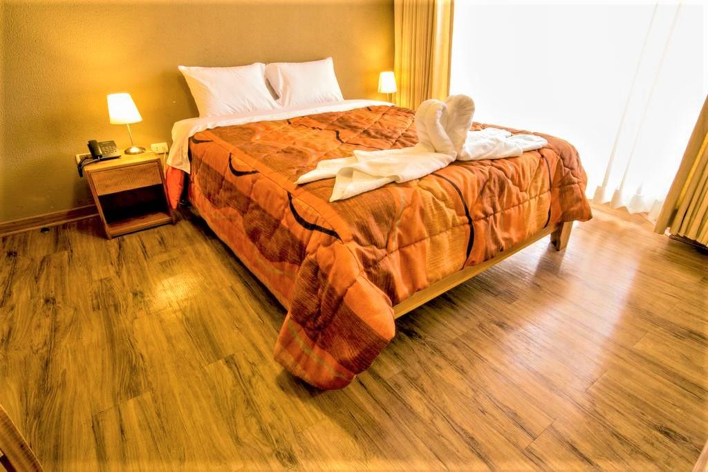 Hotel Suiza Peruana em Huaraz
