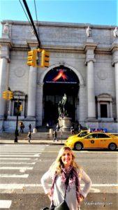 Museu de Friends - Museu em Nova York de História Natural