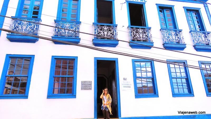 Paço Municipal de Peçanha - Turismo em Minas