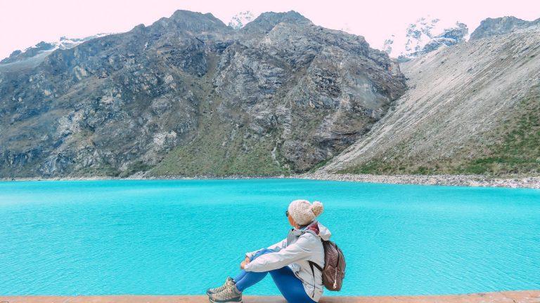 Laguna Parón - Huaraz - peru