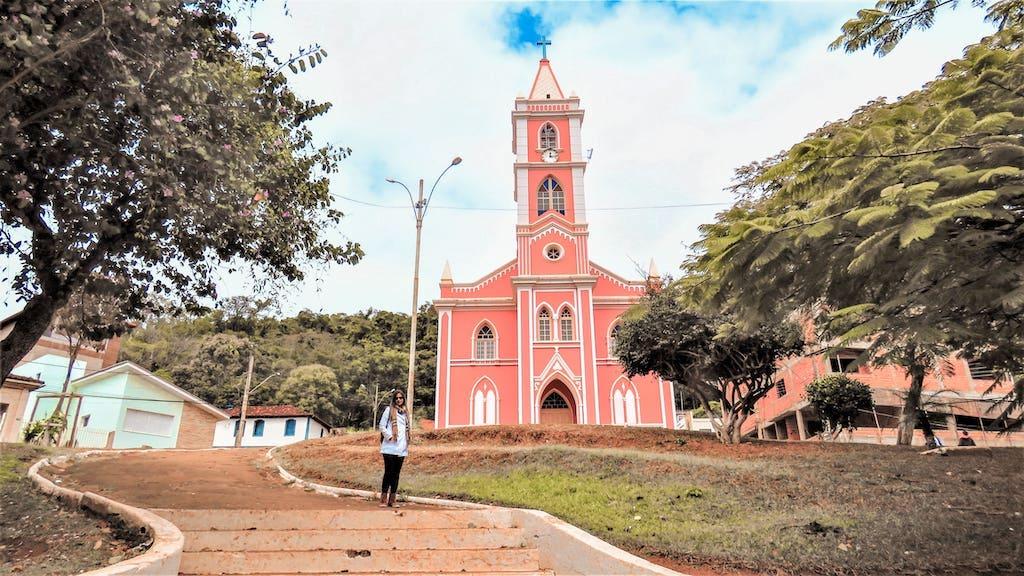 Paróquia de Santo Antônio em Peçanha