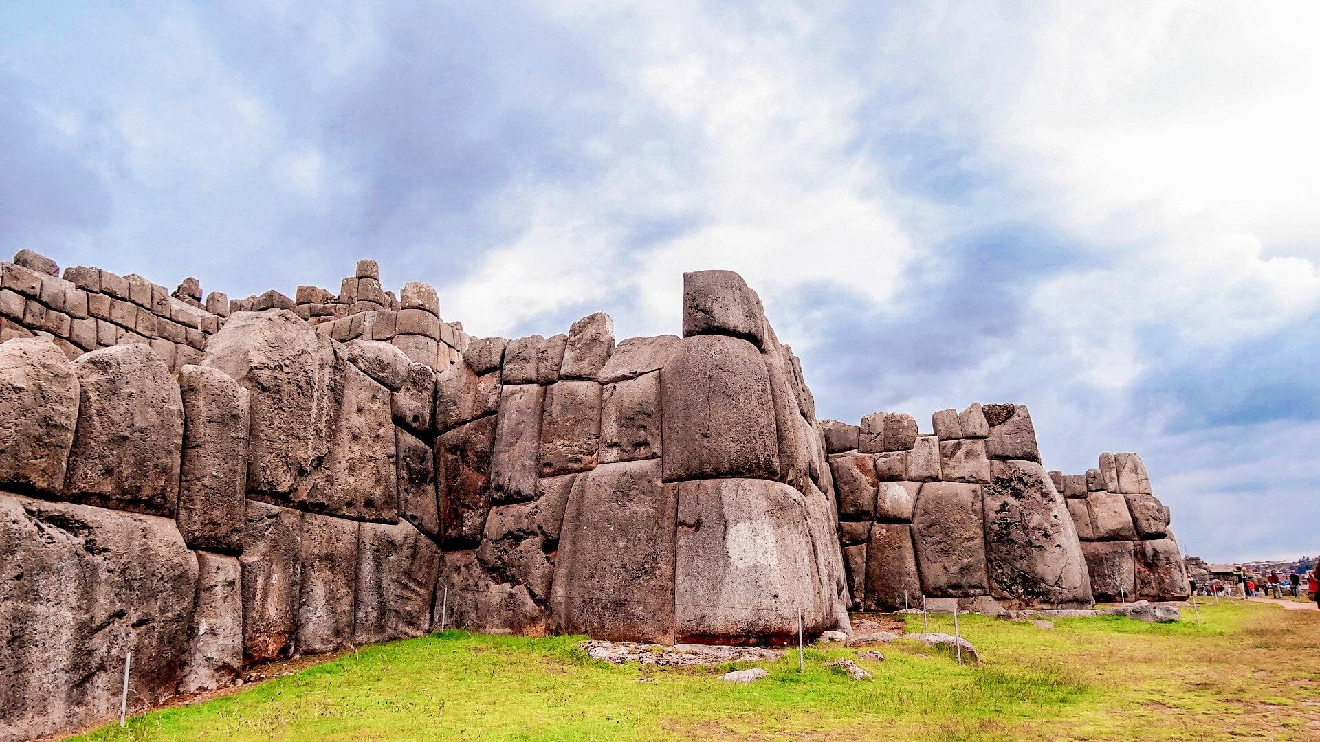Fortaleza de Sacsayhuaman em Cusco