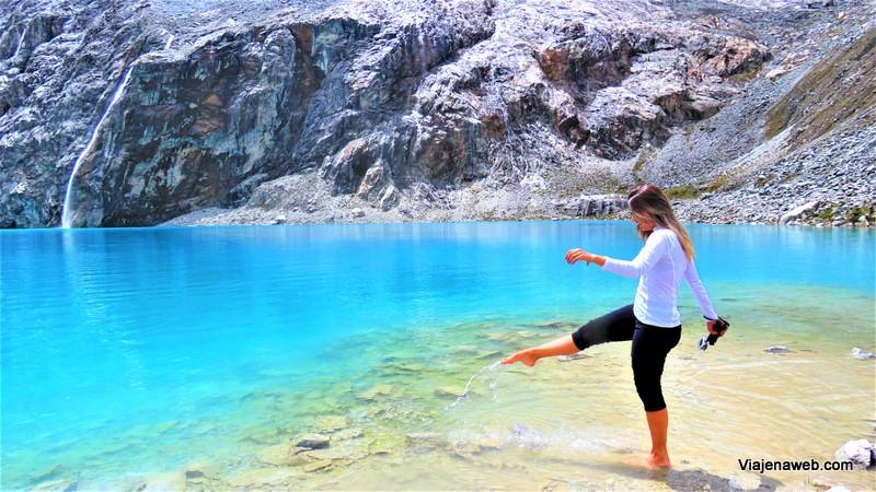 Lagoa 69 - Parque Nacional Huascaran