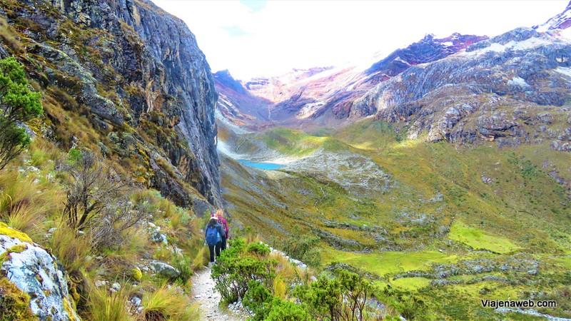 Trilha Laguna 69 Huaraz