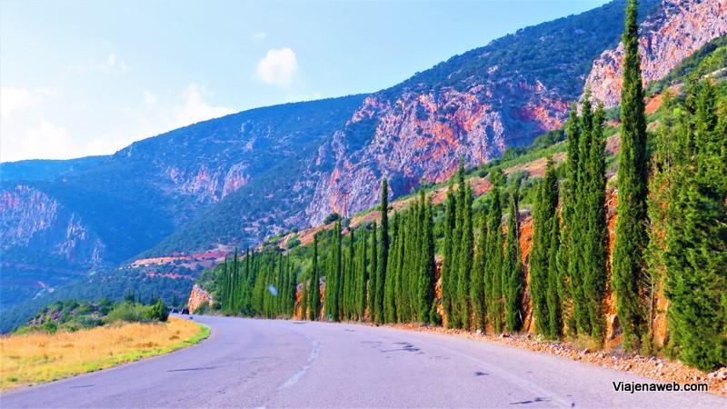 Road trip na Grécia – Dirigindo de Atenas a Zakynthos