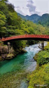 Roteiro de 14 dias no Japão - Ponte Shinkyo