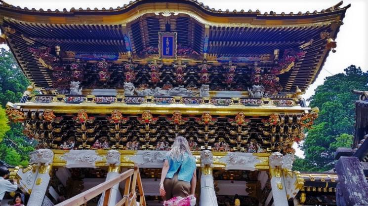 Templo Toshogu em Nikko -Roteiro de 14 dias no Japão