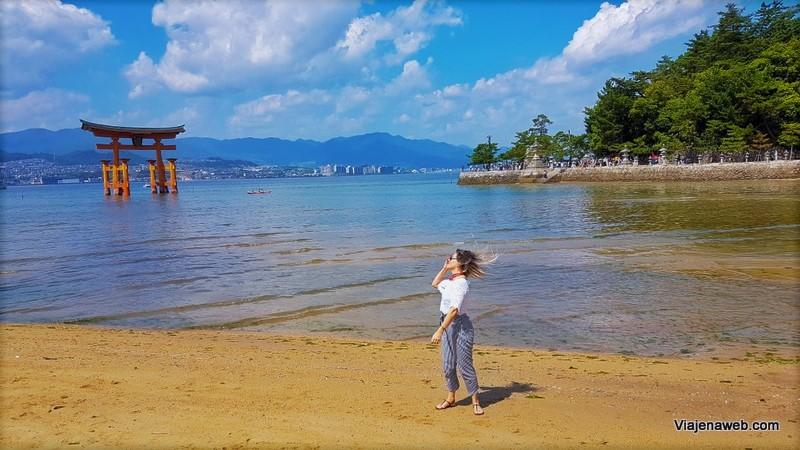 Roteiro no Japão - Ilha de Myajima