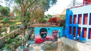 Barranco - o bairro mais colorido de Lima