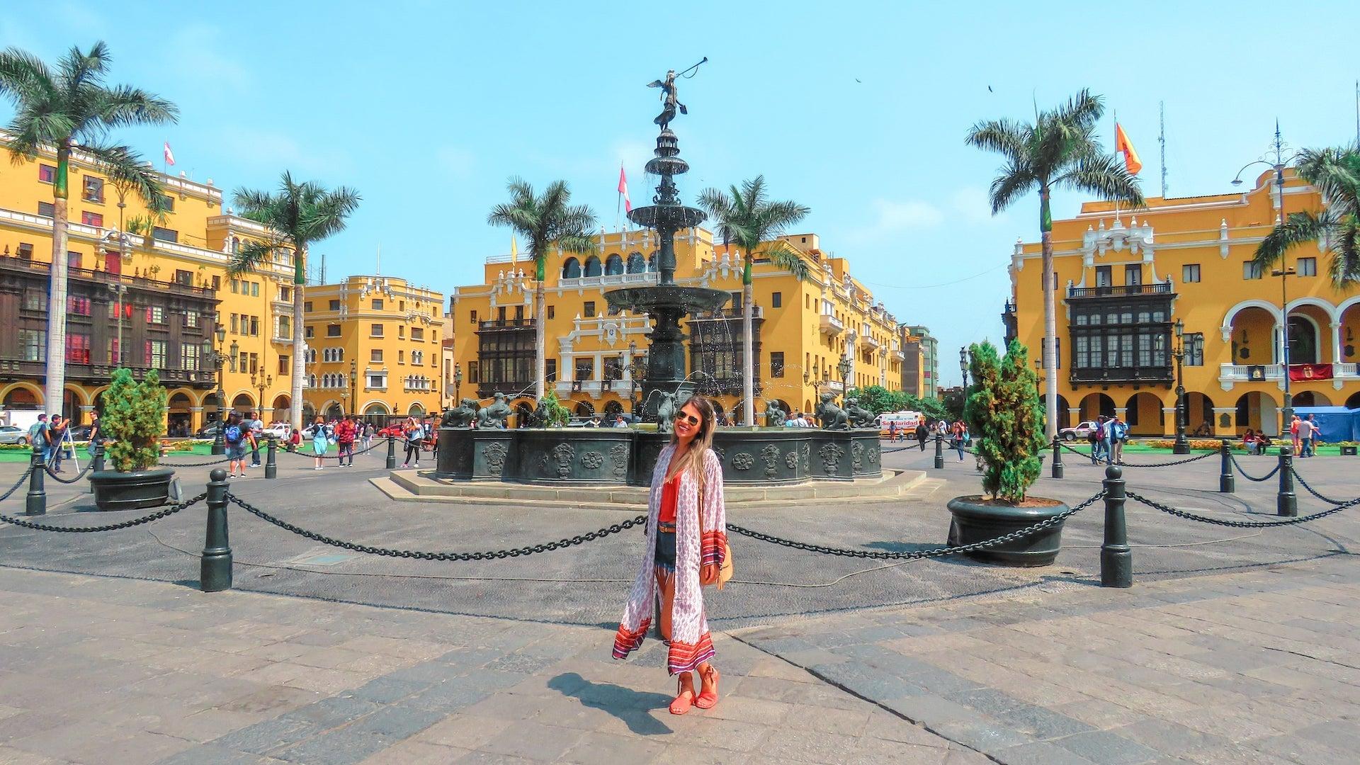 Cinco motivos para amar Lima