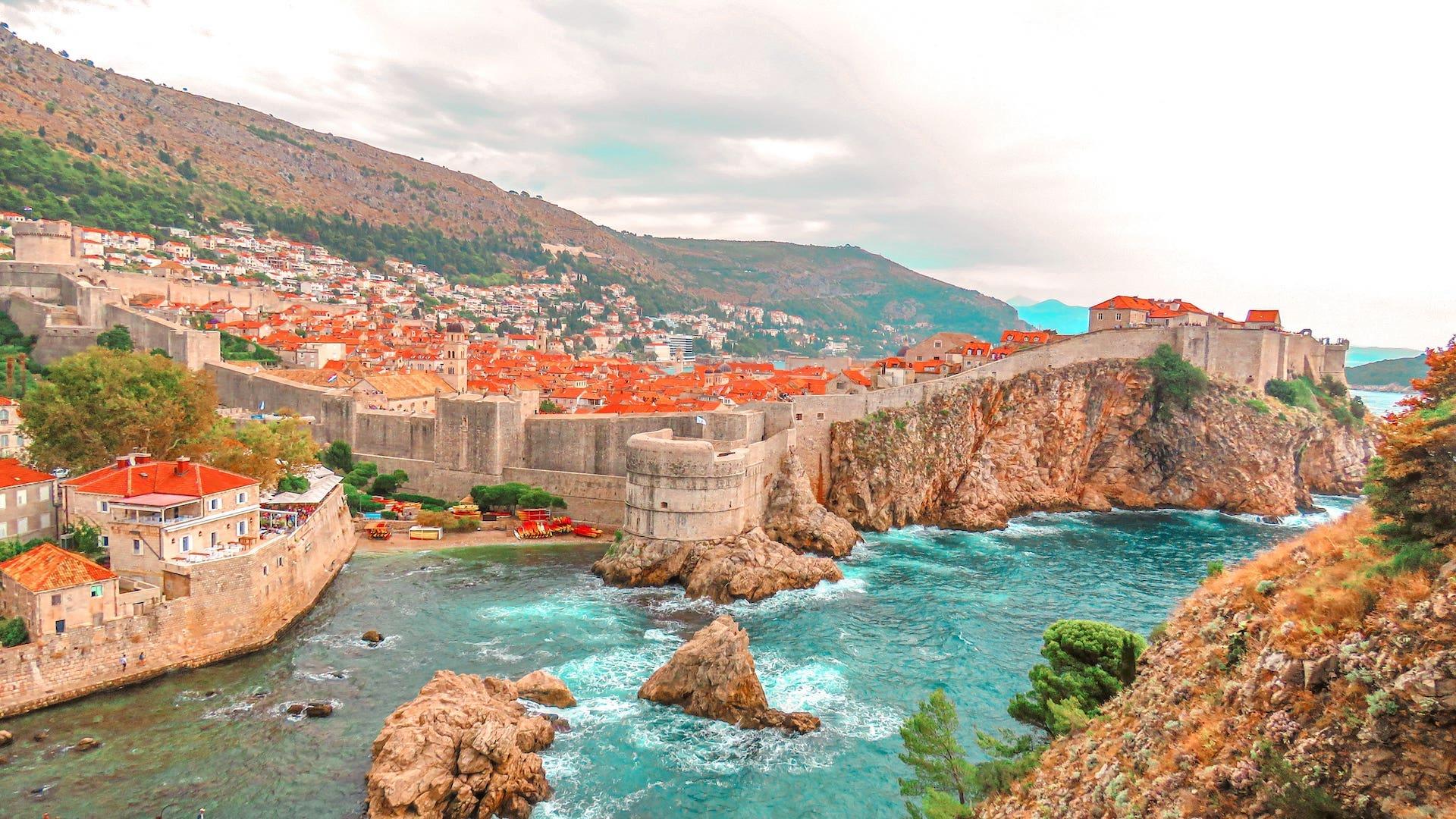 roteiro de viagem pela Croácia - Dubrovnik