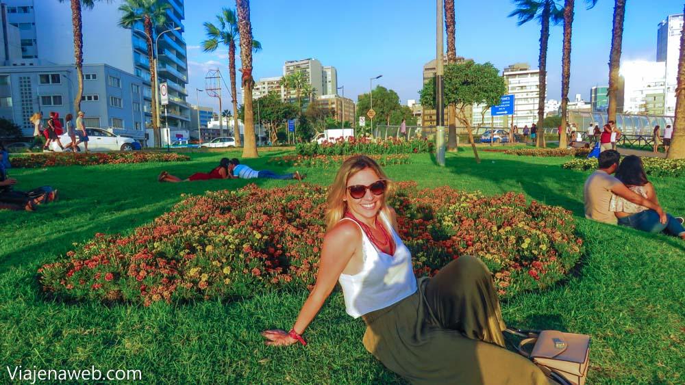 Parque do Amor em Miraflores - Dicas de onde ficar em Lima