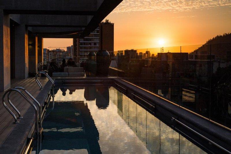 Hotel Solace - Um dos 5 estrelas de Santiago
