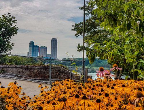 Lado americano de Niagara Falls