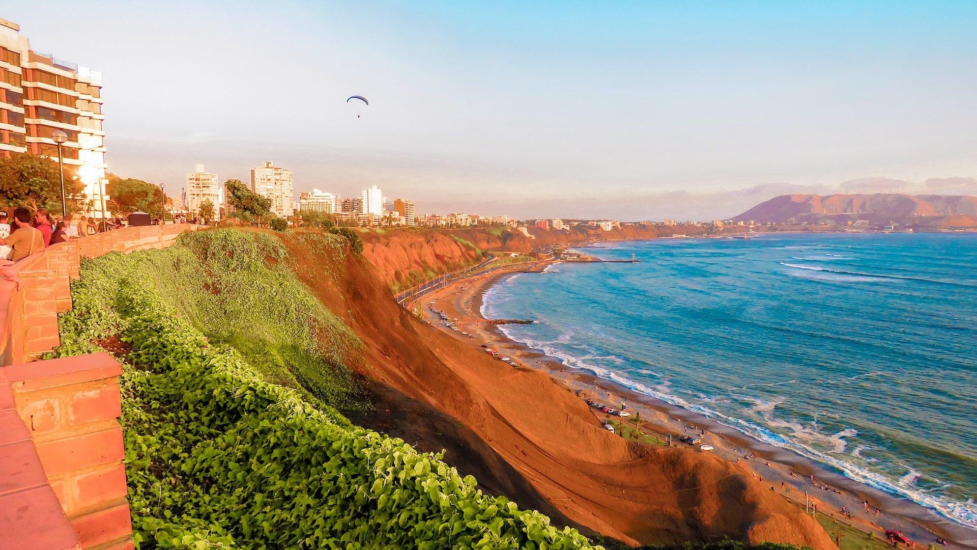 onde ficar em Lima - Peru - Miraflores